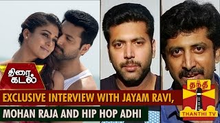 Thani Oruvan Special : Exclusive Interview with Jayam Ravi Kollywood News 31/08/2015 Tamil Cinema Online