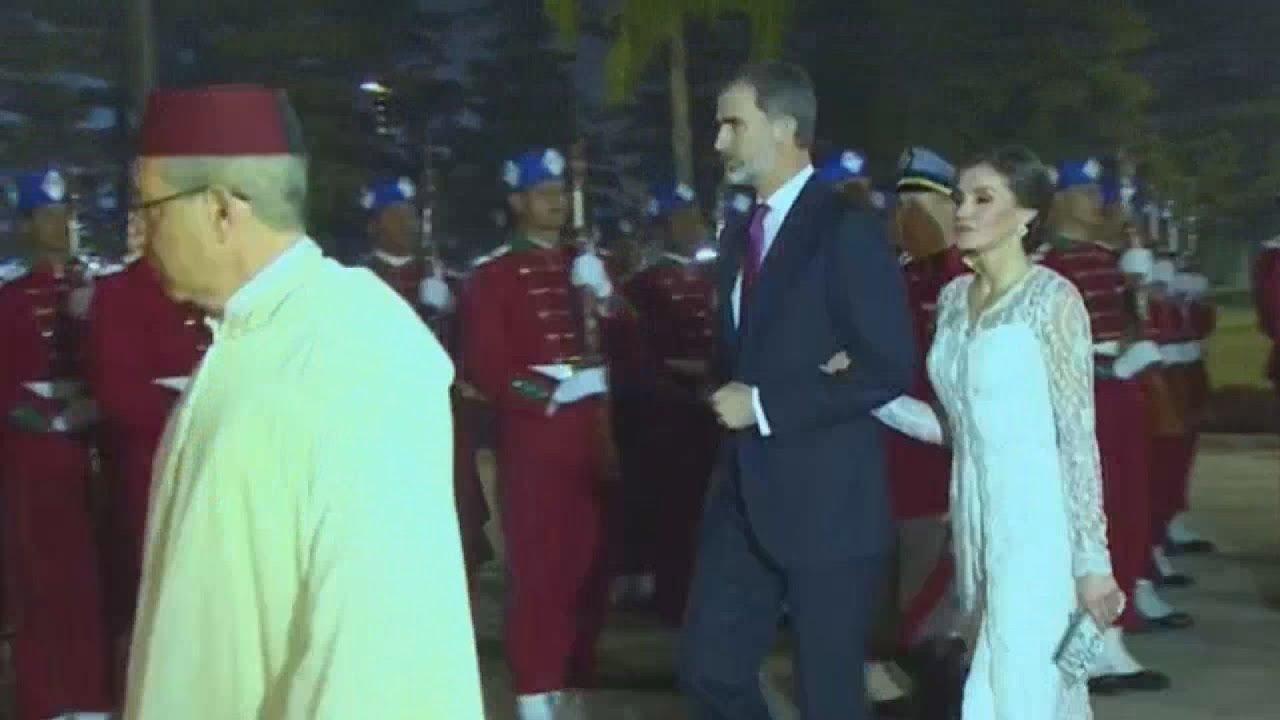 Φίλιππος και Λετίθια στο  Μαρόκο του Αγίου Βαλεντίνου