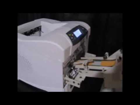 Laser Envelope Feeder