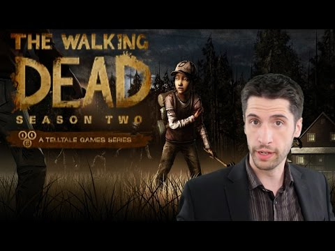 The Walking Dead – Season 2 game review