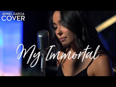 "Evanescence  ""My Immortal"" Cover by Jennel Garcia"