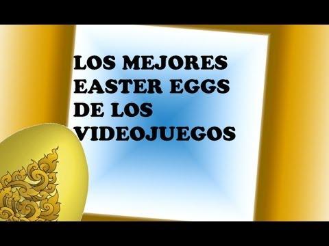 Los mejores easter eggs de los videojuegos -Loquendo-