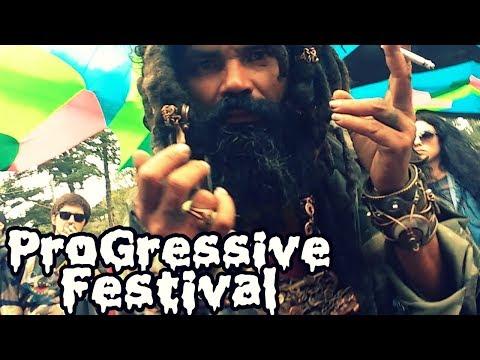 Caminhada Pela PROGRESSIVE Festival(Inédito) | Kaus Psicodélico