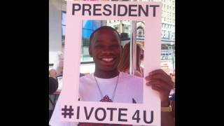 #IVOTE4U - Be President