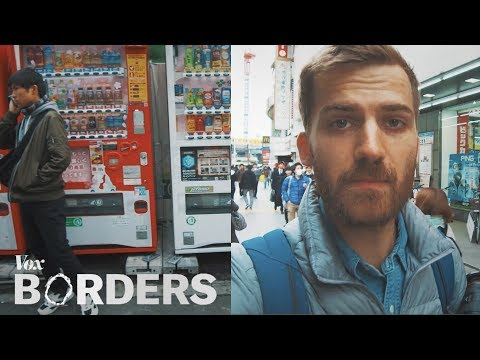 Why There Are So Many Vending Machines in Japan