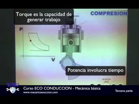 ECO CONDUCCION, MECANICA BÁSICA, Video 3