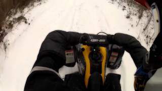 7. GoPro Hero 3+: 2013 Can Am Ds450 XMX Snow Ride