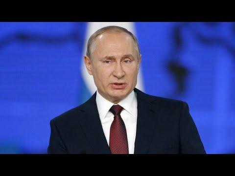 Η ετήσια ομιλία Πούτιν για την «Κατάσταση του Έθνους»