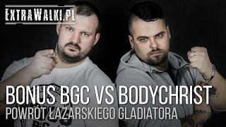 """""""Pudzian i Khalidov nie mają takiej oglądalności jak ja!"""" Mocna zapowiedź walki Bonusa BGC!"""