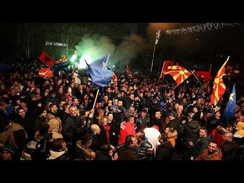 Εκλογικό θρίλερ στα Σκόπια