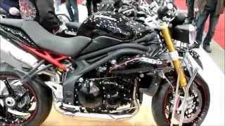 5. 2012 Triumph Speed Triple 1050 135 Hp 250 km/h 155 mph * see Playlist