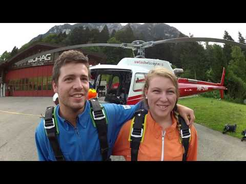 Skydive Interlaken Ben, 19.7.2014