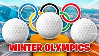 SIDEMEN WINTER OLYMPICS: MINI GOLF EDITION!
