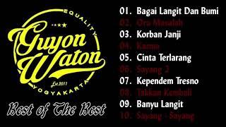 Video GUYON WATON - Akustik Full Single Best Of The Best MP3, 3GP, MP4, WEBM, AVI, FLV Mei 2019