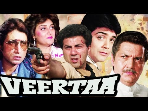 Veertaa Full Movie   Sunny Deol Hindi Action Movie   Jaya Prada   Bollywood Action Movie