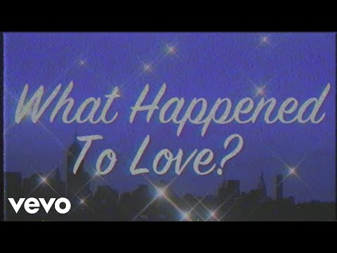 Wyclef Jean - What Happened to Love (Lyric Video) ft. Lunch Money Lewis, The Knocks (видео)