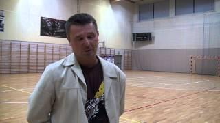 Wywiady po meczu BSF Bochnia – Nbit Gliwice