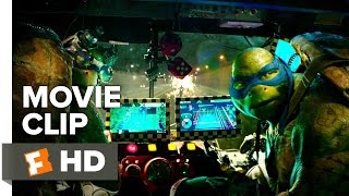 Teenage Mutant Ninja Turtles: Out Of The Shadows - Take Out The Trash (Movie Clip)
