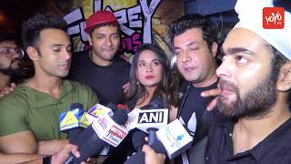 Richa Chadda, Pulkit Samrat, Ali Fazal At Promotion Of  'Fukrey Returns' | Bollywood | YOYO Times