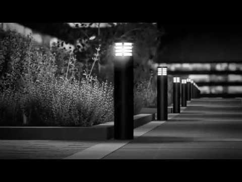 BEGA LED system bollards (English)
