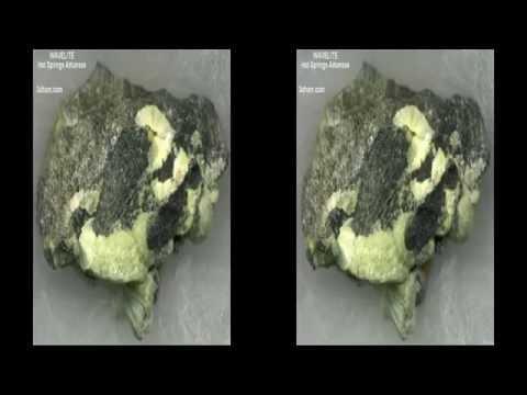 Minerals in 3D SBS HD 720P