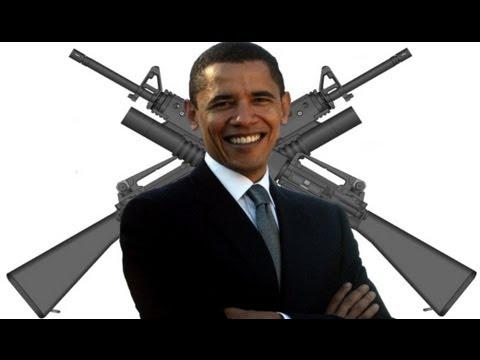 Obama Unveils Gun Control Proposals