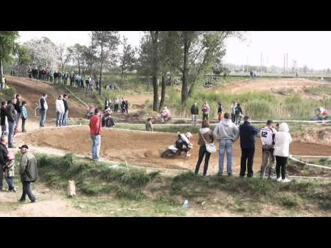 1 Runda Mistrzostw Polski Strefy Zachodniej Motocross - MKS Nekla