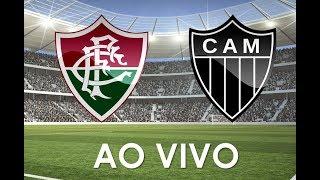 Fluminense e Atlético Mineiro se enfrentam pela 21ª rodada do Campeonato Brasileiro. Acompanhe a narração ao vivo.