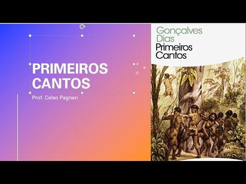 Primeiros Cantos - Gonçalves Dias