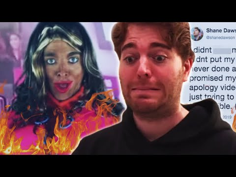 An Entire History of Shane Dawson's CONTROVERSIES