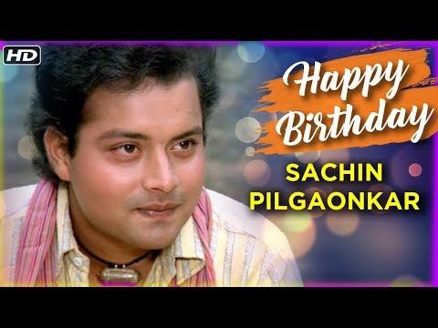 Video Happy Birthday Sachin   Best Scenes Of Sachin Pilgaonkar   Nadiya Ke Paar Hindi Movie download in MP3, 3GP, MP4, WEBM, AVI, FLV January 2017