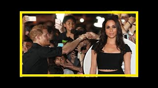 Video Breaking News | Prince harry greets 'screaming' fans in toronto - but where is meghan markle? MP3, 3GP, MP4, WEBM, AVI, FLV Oktober 2017
