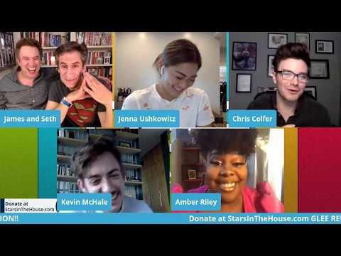 #StarsInTheHouse #58: GLEE Cast Reunion