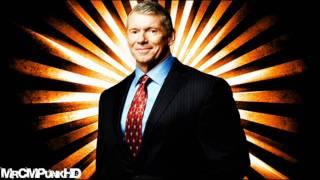 WWE:Mr.McMahon Theme