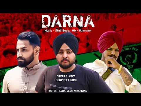 Dharna ( Full Video ) Gurpreet Guni   Bhaana Sidhu   Sidhu Moose Wala Latest Punjabi Songs 2020