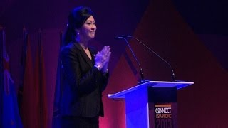 Ms Yingluck Shinawatra, Prime Minister, Thailand - Speech @ ITU Connect Asia-Pacific 2013 Summit