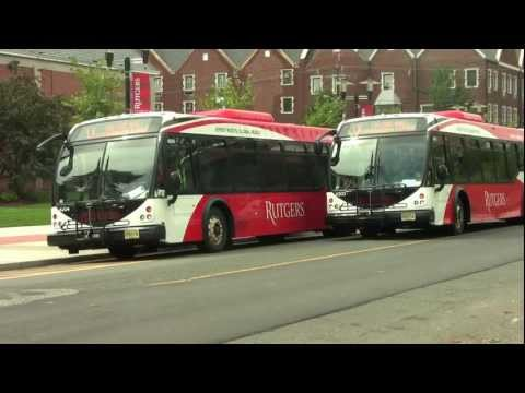 Take a Ride on a Rutgers Bus...