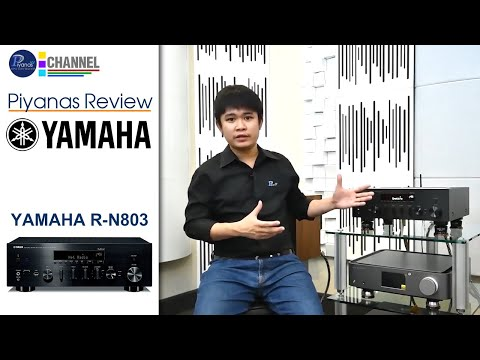 Piyanas Review : YAMAHA R N803
