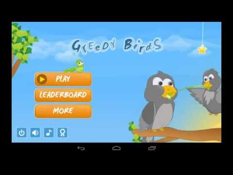 Video of Greedy Birds