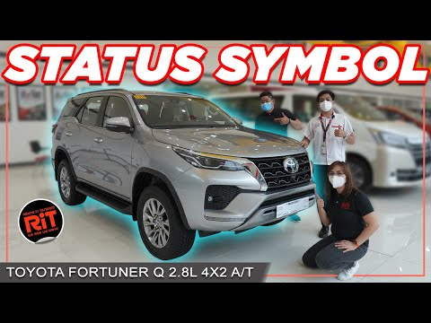2021 Toyota Fortuner Q 2.8 4X2 AT : SUV in the Philippines