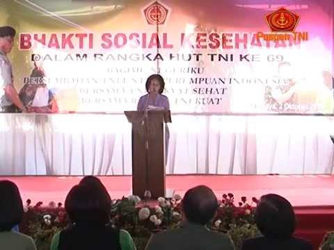 TNI Berhasil Obati 30.000 Pasien