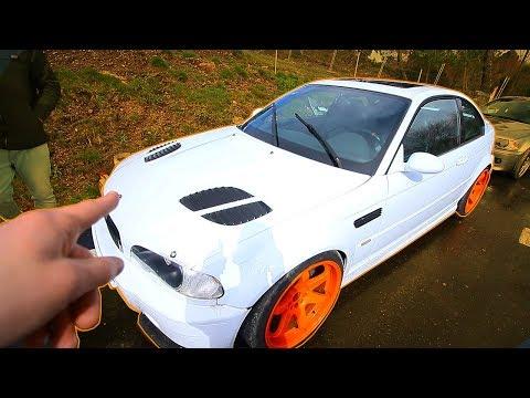Mejorando en DRIFT con el BMW 323!!