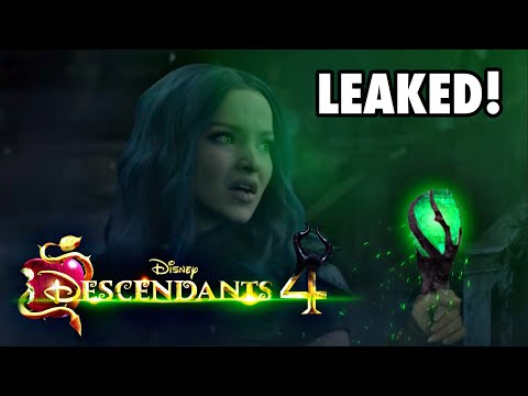 DESCENDANTS 4 (2021) FanmadeTrailer | inspired by Disney Channel