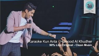 Video Karaoke Kun Anta Humood Alkhudher Tanpa Vokal 90% Like Original MP3, 3GP, MP4, WEBM, AVI, FLV September 2017