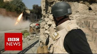Mosul offensive: Concern grows for civilian safety
