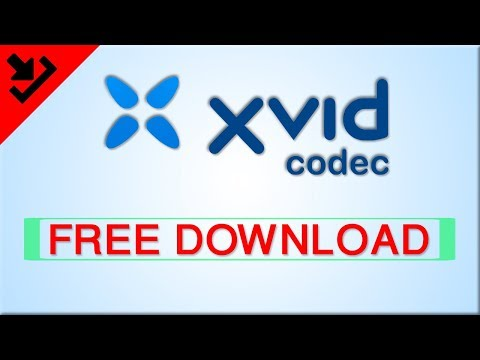 Xvid Codec Free Download.