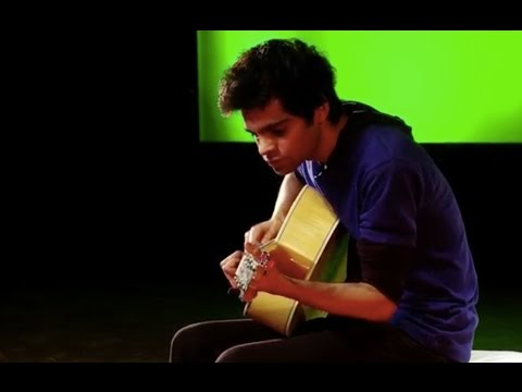 A Musical Genius: Usman Riaz at TEDxGateway