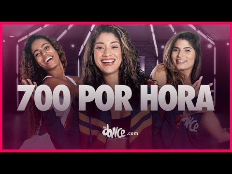 700 por hora - Ludmilla | FitDance TV (Coreografia Oficial) Dance Video