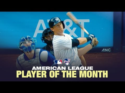 Video: American League Player of the Month: DJ LeMahieu