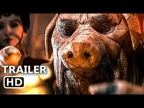 BEYOND GOOD AND EVIL 2 Official Trailer (2017) Game HD (видео)